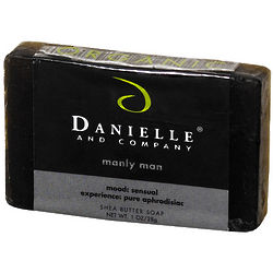 Manly Man Organic Travel Bar Soap