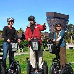 Segway Tour of Golden Gate Park