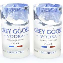 Grey Goose Tumbler Set