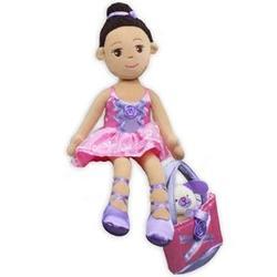 Pinky Promise Ballerina Rag Doll