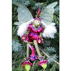 Morning Glory Holiday Fairy