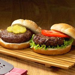 Tailgate All-Beef Burger Grilling Package