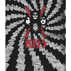 Kiss Bolts Super Plush Fleece Blanket