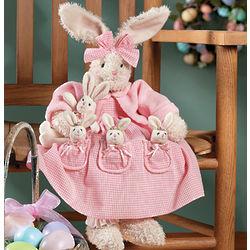 Plush Mama Bunny