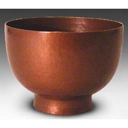 Orchid Copper Cachepot