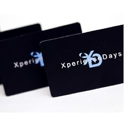 125 Xperience Days Dollars