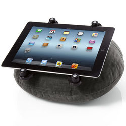 Gray iPad Tablet Pillow