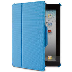 Blue Clip Case for iPad