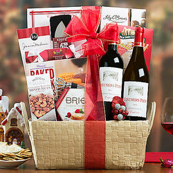 Vintners Path Winery Duet Gift Basket
