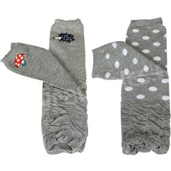 Dots & Nature Colorful Baby Leg Warmers