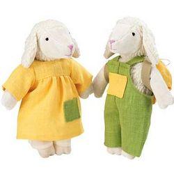 Cecilia & Cecil Lambs
