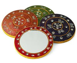 Jeweled Harem Mirrors