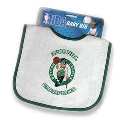 Celtics Championship Baby Bib