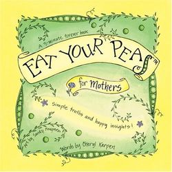 Eat Your Peas for Mothers Book