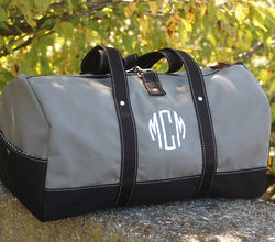 Logan Overnight Duffle Bag
