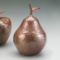 Pear Copper Fruit