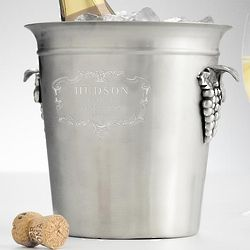 Personalizable Chateau Wine Bucket