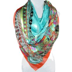 Animal Abstract Square Scarf