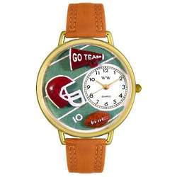 Football Player Watch with Miniatures