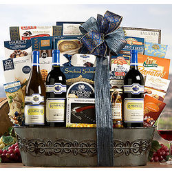 Rombauer Collection Gift Basket
