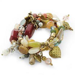 Jatra Beaded Bracelet Set