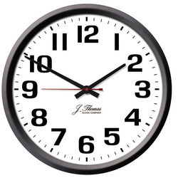 Delta Electric Wall Clock