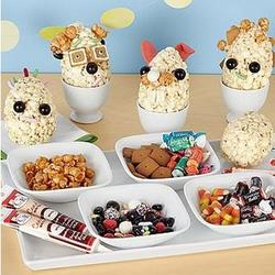Popcorn Egg Decorating Kit