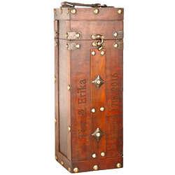 Medieval Wood Wine Box