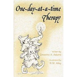 One Day at a Time Therapy Book