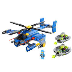 LEGO Jet-Copter Encounter Playset