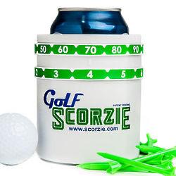 Golf Scorzie Koozie