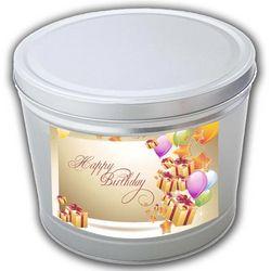 Birthday 3.5 Gallon Popcorn Gift Tin