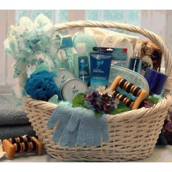 The Total Spa Experience Gift Basket