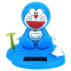 Solar Motion Doraemon Cat