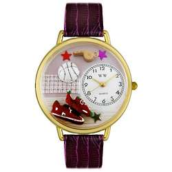 Volleyball Player Watch with Miniatures