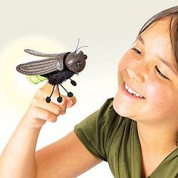 Firefly Finger Puppet