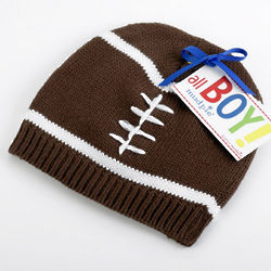 Baby Football Knit Hat