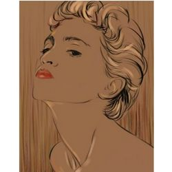 Madonna Pop Art Limited Edition Print