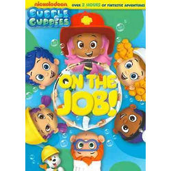 Bubble Guppies: On The Job! DVD