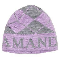 Kids Argyle Personalized Name Hat