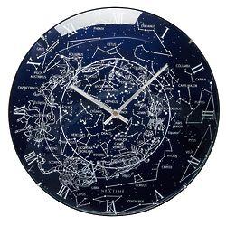 Glowing Milky Way Wall Clock