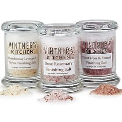 3 Wine-Infused Salts
