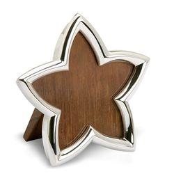 Star Sterling Silver Frame