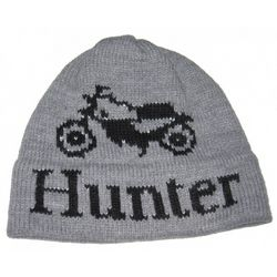 Personalized Children's Vintage Motorcycle Hat