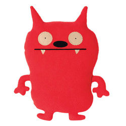 Red Dave Darinko Uglydoll Plush