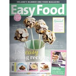 Easy Food Magazine 11-Issue Subscription