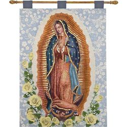 Our Lady of Guadalupe Tapestry