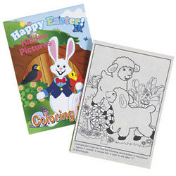 Easter Activity Books
