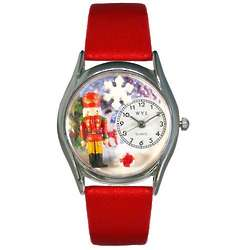 Christmas Nutcracker Personalized Watch