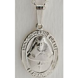 St. Katherine Drexel Medal with Chain
